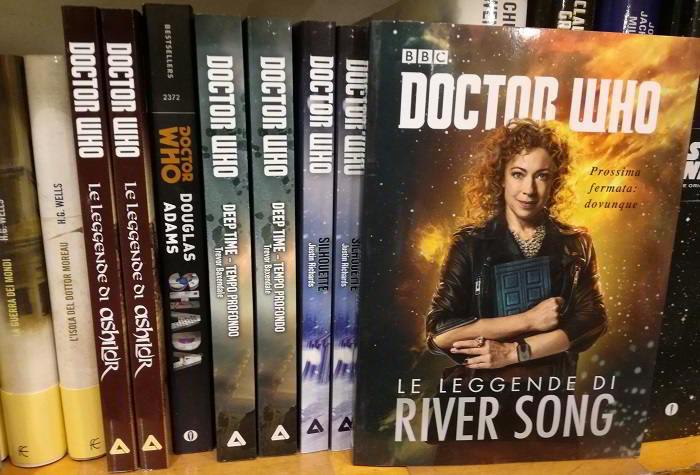 Edizioni italiane dei libri di Doctor Who