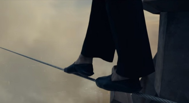The Walk, il libro e il film