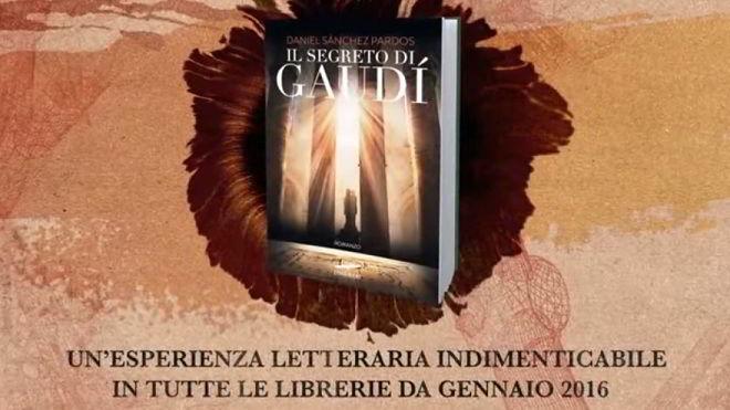 Il segreto di Gaudì: trama e uscita