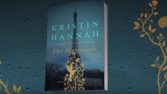 In uscita L'usignolo di Kristin Hannah