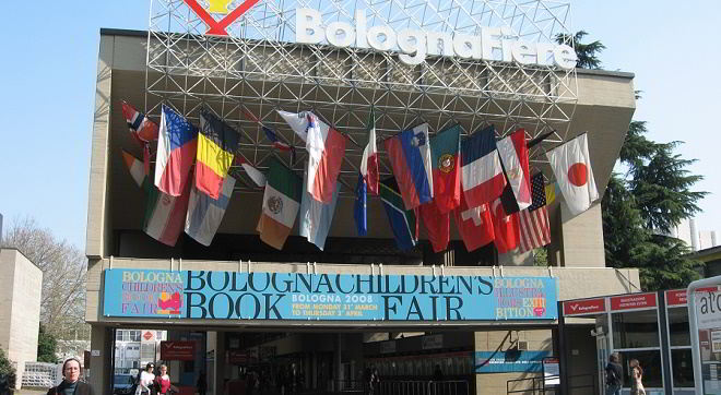 Bologna Children's Book Fair 2016