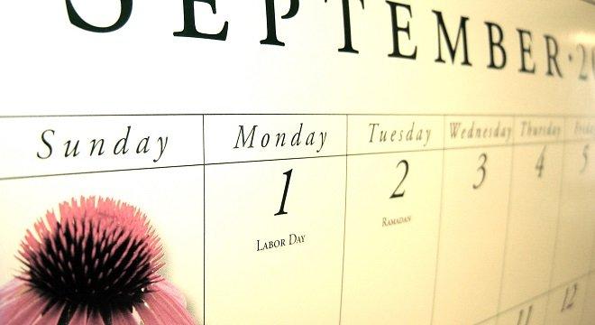 Calendario Traduzione Inglese.Come Si Scrive La Data In Inglese