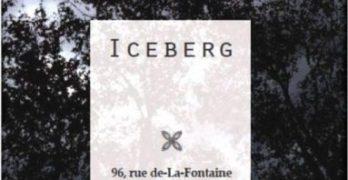 Iceberg di Antonio Gallucci, 96 rue de-le-Fontaine Edizioni