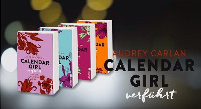 Trama Calendar Girl - Ottobre, novembre, dicembre