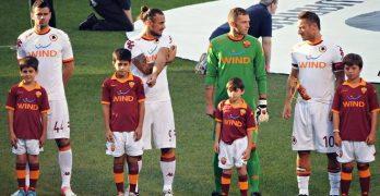 Libri sulla AS Roma e su Francesco Totti