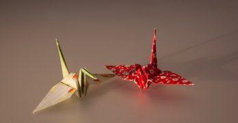 Libri di origami per bambini, 3D e modulari