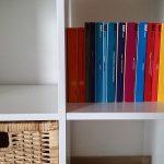 Libri in libreria Ikea