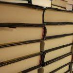 Libri cumulo mucchio