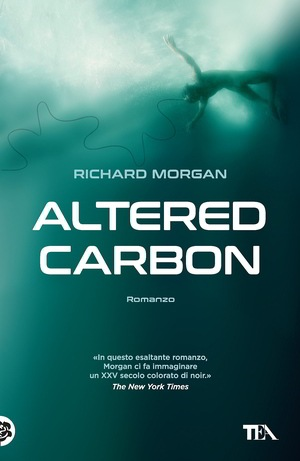 Il libro di Altered Carbon