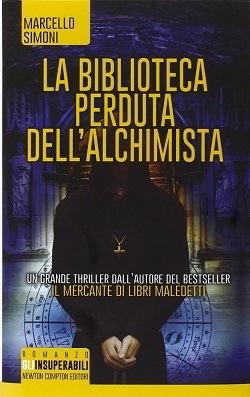 Biblioteca perduta dell'alchimista: trama e riassunto