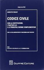 Le edizioni 2018 del codice civile