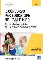 Libri per il concorso da educatore nel nido