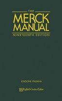 Il manuale Merck (ultima edizione italiana e inglese)