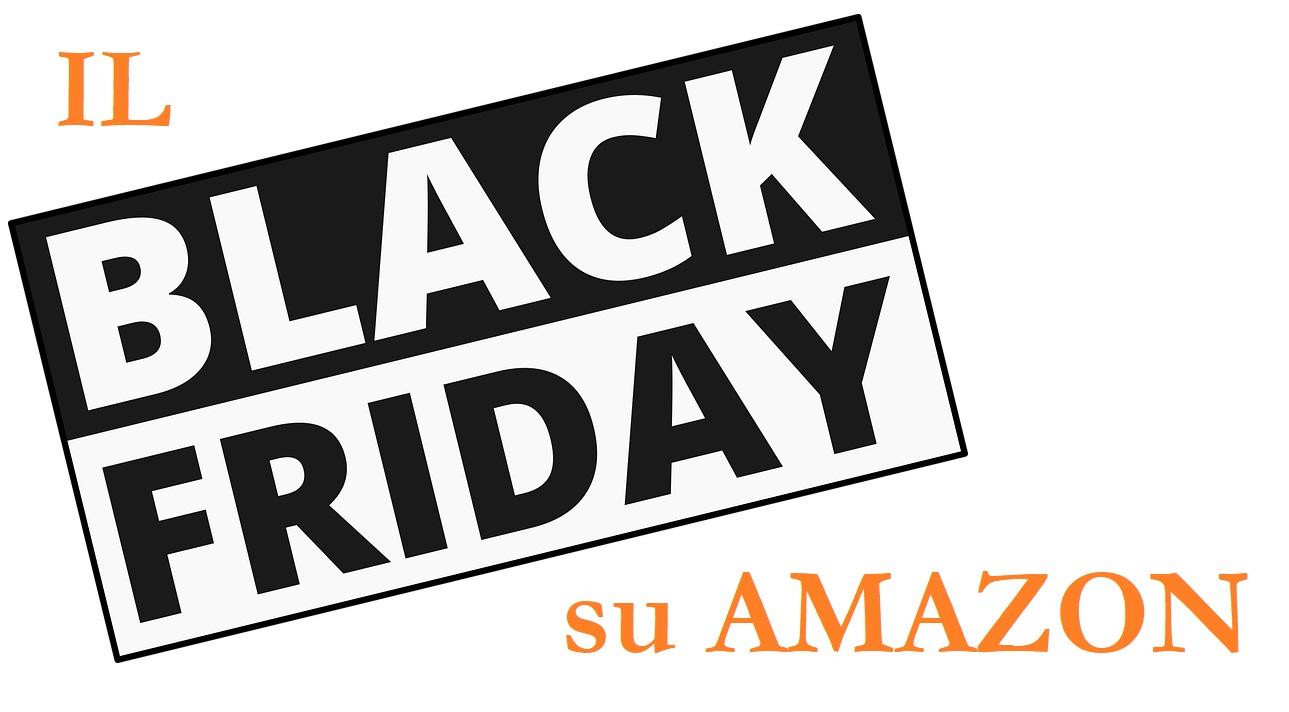 Il Black Friday 2018 su Amazon in Italia
