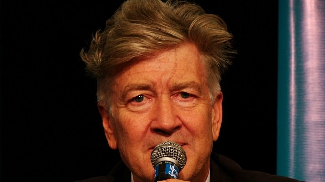 David Lynch, il libro biografia