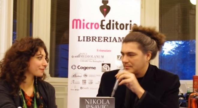 Microeditoria 2015 a Chiari, fiera del libro
