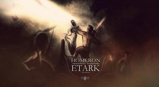Homeron Etark di Francesco Giuffrida