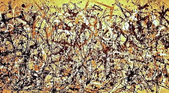 Mostra Da Kandinsky a Pollock a Firenze