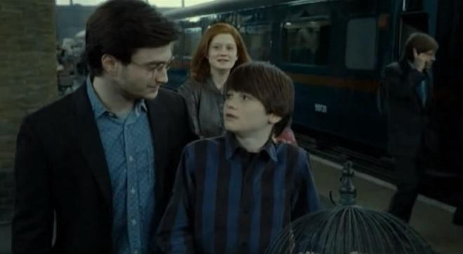 Trama di Harry Potter e la maledizione dell'erede