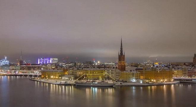 Stockholm confidential di Hanna Lindberg: la trama