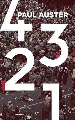 4 3 2 1: trama del libro
