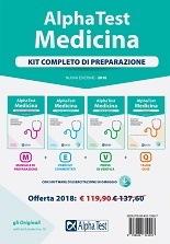 Libri per i test di medicina 2018