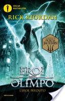 Lista dei libri di Percy Jackson in ordine cronologico