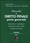 Manuali di diritto penale 2018-2019 (parte generale e speciale)